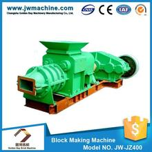 One touch express supplier 3500*1500*1100 mm 178KW used red brick making machine