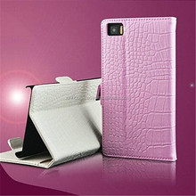 Mobile Cell Phone Case For Xiaomi Mi4 Genuine Leather Full Body Cases Round Dots/Other case cover