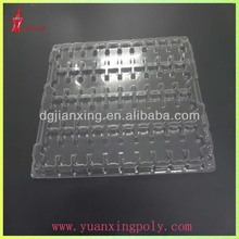 disposable plastic compartment tray
