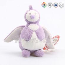 Custom high quality plush stuffed rattles toys for babies(ICTI Audit)