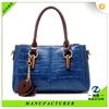 wholesale high end leather nice handabg for lady