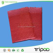 self adhesive bubble bag,shock absorber bubble bag,LDPE plastic bubble bag