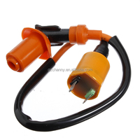 Ignition Coil /Spark Plug Wire Scooter GY6 50 125 150cc Go Kart ATV Dirt Pit Bike