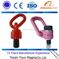 Bolt on Hoist Rings / Swivel Lifting Points for Lifting Rigging