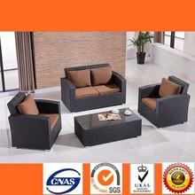 SF9013 Hotsale Dubai morden patio wicker sofa outdoor furniture