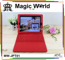 FOR IPAD PU LEATHER CASE WITH KEYBOARD