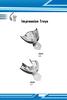 Perforated Dental Impression Trays,Lower & Upper Medium Size, CE New 8844