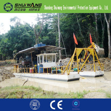 mini dredge for gold 260-350 tons/hour export to africa