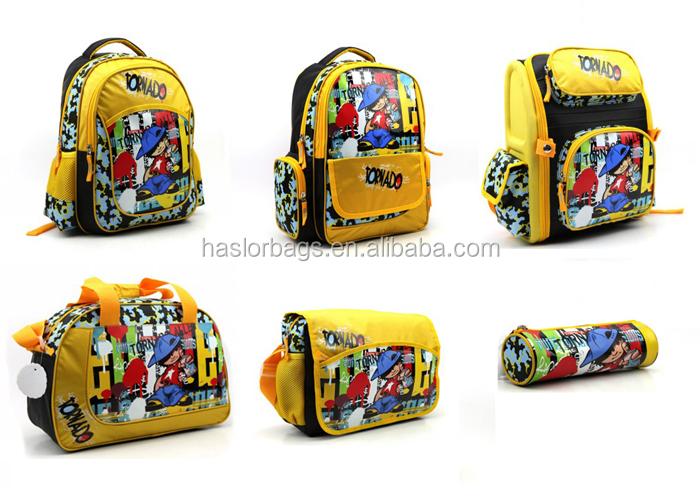 Enfant sacs d'école et sac pour l'école primaire