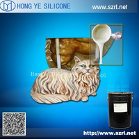white liquid silicone rubber to make molds for statues with competitive price