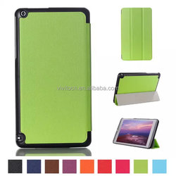 PU leather stand Case for NVIDIA Shield tablet K1 8 inch case cover
