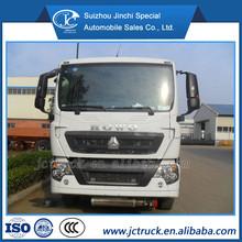 Sinotruck 8x4 38000l aceite de camión cisterna, carretera de combustible de camiones cisterna
