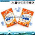 No fósforo bio degradable detergente de jabón en polvo OEM fabricante marcas