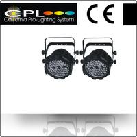 36x3w RGBW/A chian supplier Newest led par 36 rgb dmx stage lighting