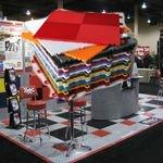 Heat Insulation tractor floor mats for Aircraft Hangars