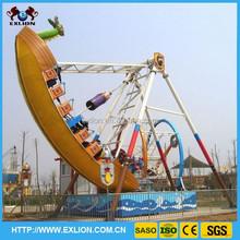 2015 new design amusement park pirate ship, hot sale amusement ride!