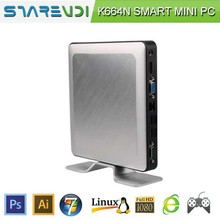 Mini size fanless X86 desktop computers Pentium J2900 Win 7/Win XP USB3.0 manufacturer in Shenzhen China