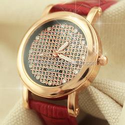 HOT SALE!Colourfui high quanlity lady Diamond Watch