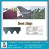 Hangzhou best asphalt roofing shingle supplier with high quality