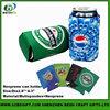 Custom Imprint Cheap Neoprene Can Holder/Water Bottle Cooler Holder