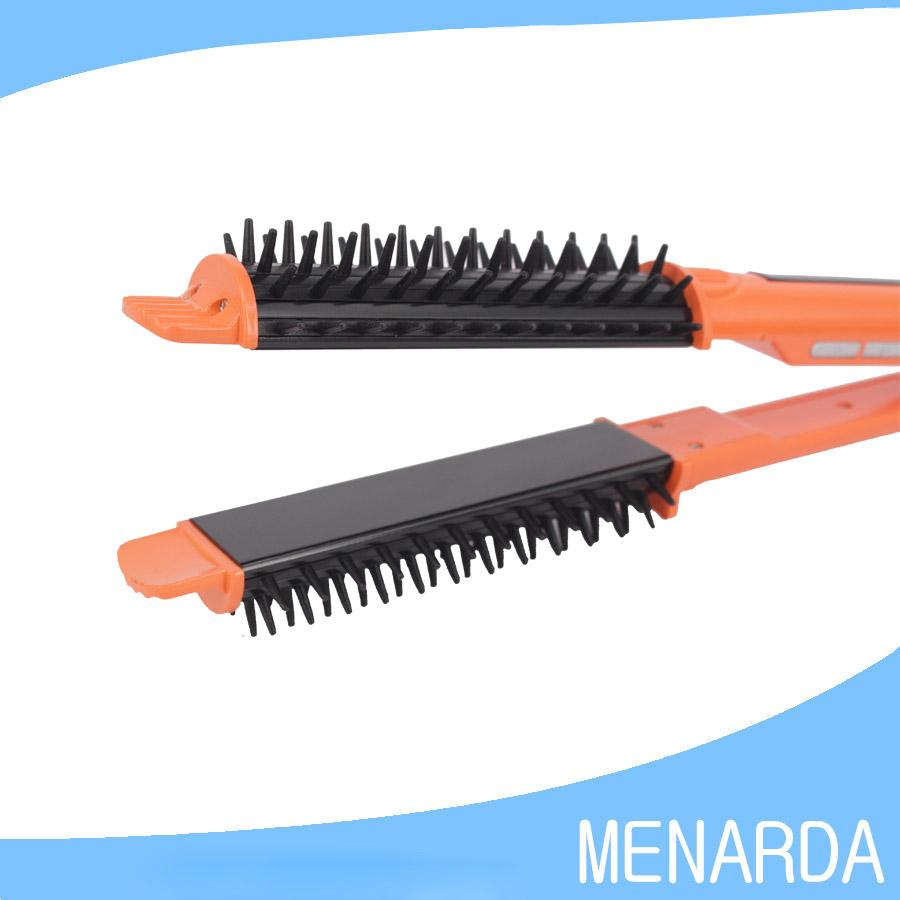 Professional Hair Styler Tourmaline Ceramic Electric Hair
