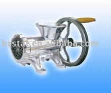 32# hand and motor-run aluminum alloy meat grinder / wheel meat mincer