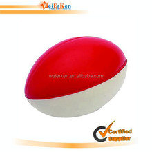 Mini Branded Rugby Anti Stress Ball