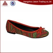 Popular high quality women flat shoes