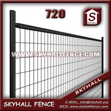 2015 Temporary Construction Site Portable Fencing/portale Hoarding Wall Fence Net