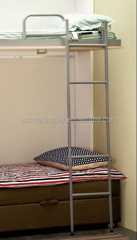 Superpos s mur lit pliant canap mur lit space saving lit - Lit superpose avec canape ...