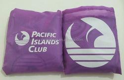 ployster bag/ nylon custom drawstring bags backpack drawstring bags/ shopping canvas tote bag