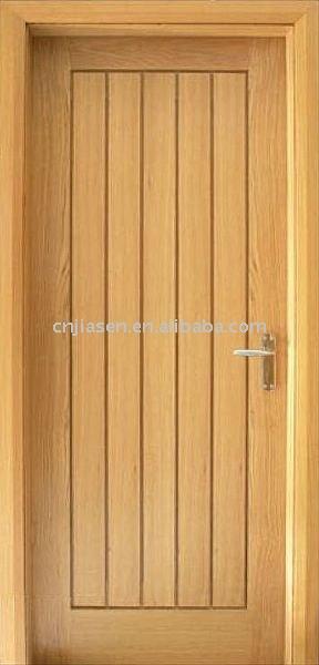 Solid wood entry doors solid wood interior doors from for Door design with groove