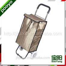 folding trolley luggage custom kits cloth bag