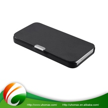 Super Quality Oem Production Bing Diamond Flip Leather Case For Iphone 4G