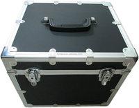 beautiful aluminum metal tool box with case in aluminum