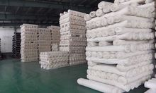 white white/bleached/dobby fabric for bedding White Hotel use cotton fabric as regular for sheets in roll packing