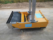 China plastering suppliers for one coat plaster rendering machine