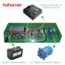 Customized 36v-120v ac and dc 120A Electrtic car motor Controller