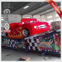 Mini flying car amusement rides Amusement revolving rides Rotation rides