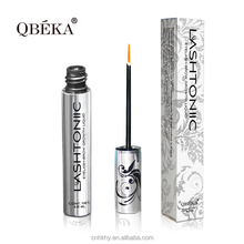 Esencia Natural de la planta QBEKA Lashtoniic crecimiento de las pestañas naturales crecimiento de las pestañas estimulador