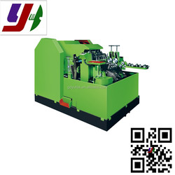 2 Die and 4 blow multi-position cold heading machinery-DA10-100