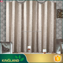 2015 New custom Decoration home Indoor jacquard curtain