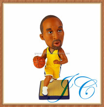 2015 Most fashionable cute sports star bobble head for kids gifts