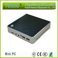 Mini PC X86 Support Windows and Linux, dual core, 1037U