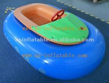 2012 hottest electric water bumper boats with timer and coin box
