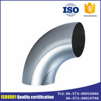 Mirror Surface Processing Non Toxic 50mm Diameter Stainless Steel Pipe