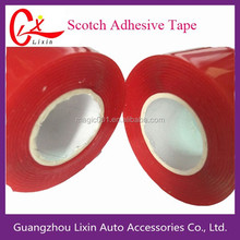 Floor marking tape high quality clear PE/VHB two side tape