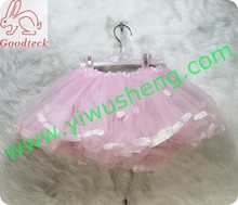 Wholesales girls birthday party Gorgeous Soft girls princess baby pettiskirt baby tutu ready to ship