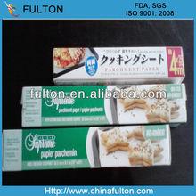 2012 Hot FDA/SGS Wholesale Parchment Paper For Baking
