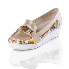 2015 china wholesale women casual shoes wedge shoes